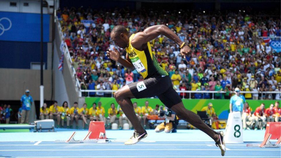 Μπολτ: Μπορεί να τρέξω 200μ. και στο παγκόσμιο στίβου του Λονδίνου