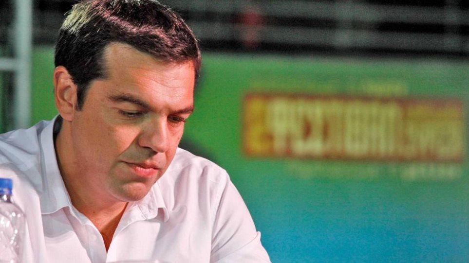 Ο Τσίπρας τουϊτάρει για την «ψήφο εμπιστοσύνης στην ελληνική οικονομία»