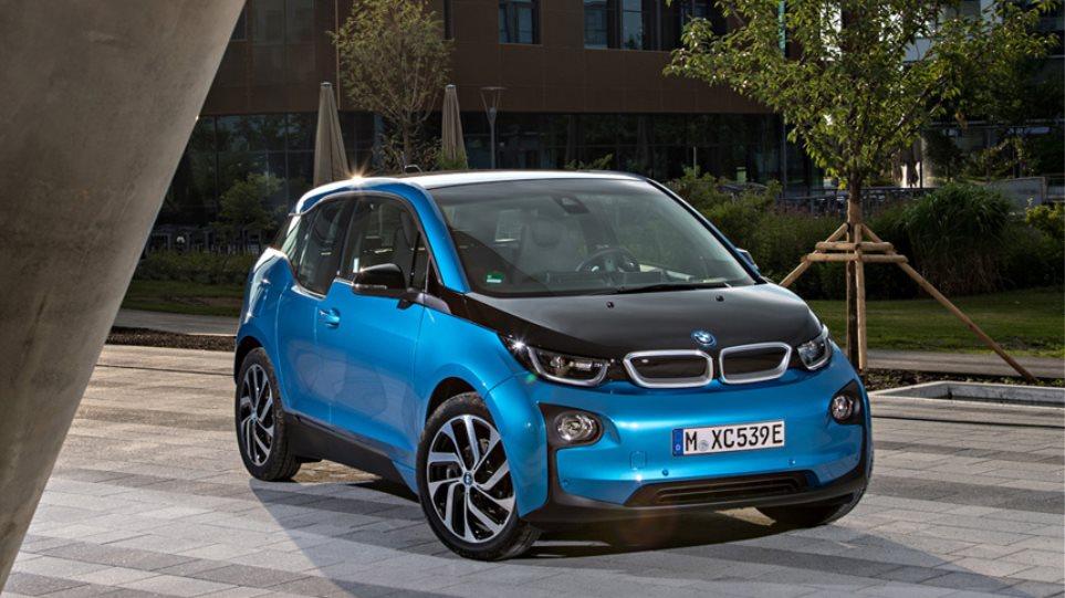Έφθασε το ανανεωμένο BMW i3 με αυξημένη αυτονομία (τιμές)