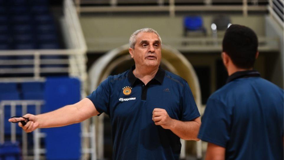 """Πεδουλάκης: """"Διαμαντίδης, ο καλύτερος αθλητής που έπαιξε ποτέ στον σύλλογο"""""""