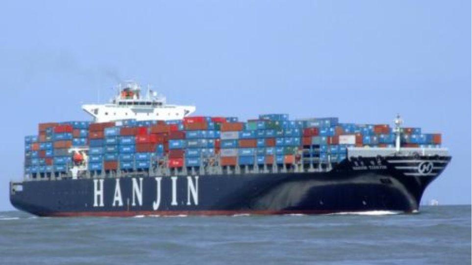 «Τσουνάμι» από την κατάρρευση της 7ης μεγαλύτερης ναυτιλιακής στον κόσμο