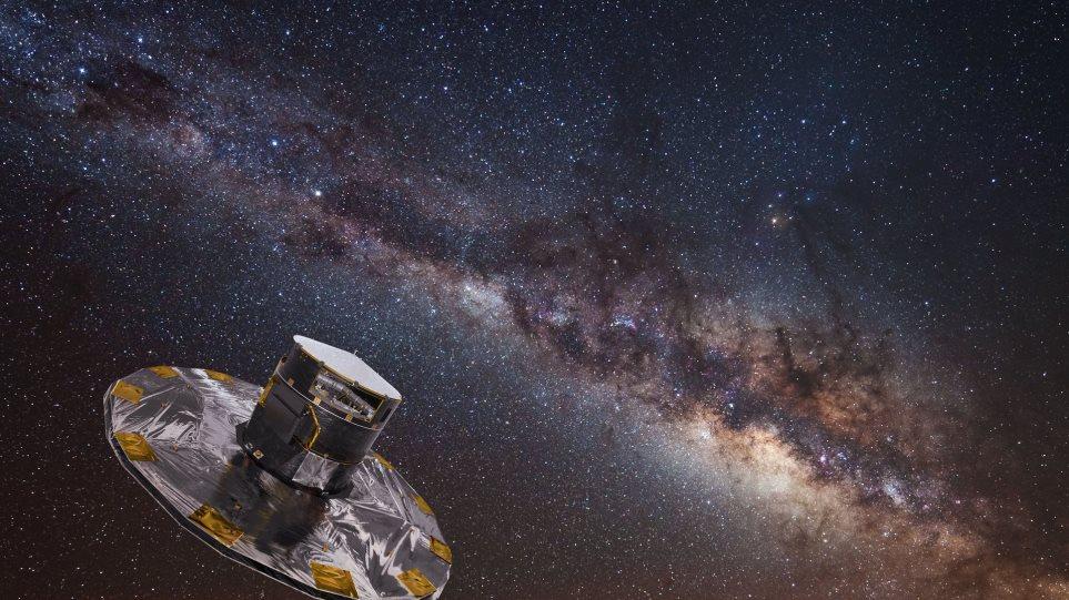 Βίντεο: Μαγικός ο πιο λεπτομερής χάρτης του γαλαξία μας