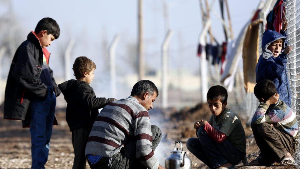 Europol: Σχεδόν 5% αυξήθηκε η εργασιακή εκμετάλλευση των προσφύγων