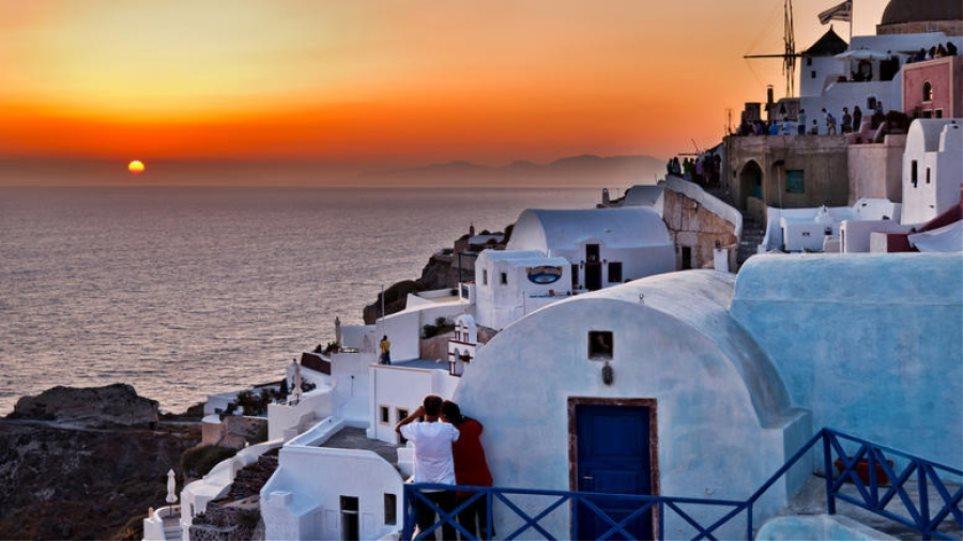 Η Ελλάδα 7η στους top προορισμους για τους Ευρωπαίους τουρίστες το 2016