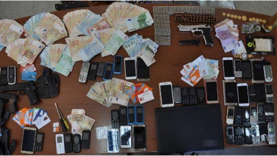 «Πολυεθνική» του εγκλήματος εξαρθρώθηκε στην Αργολίδα