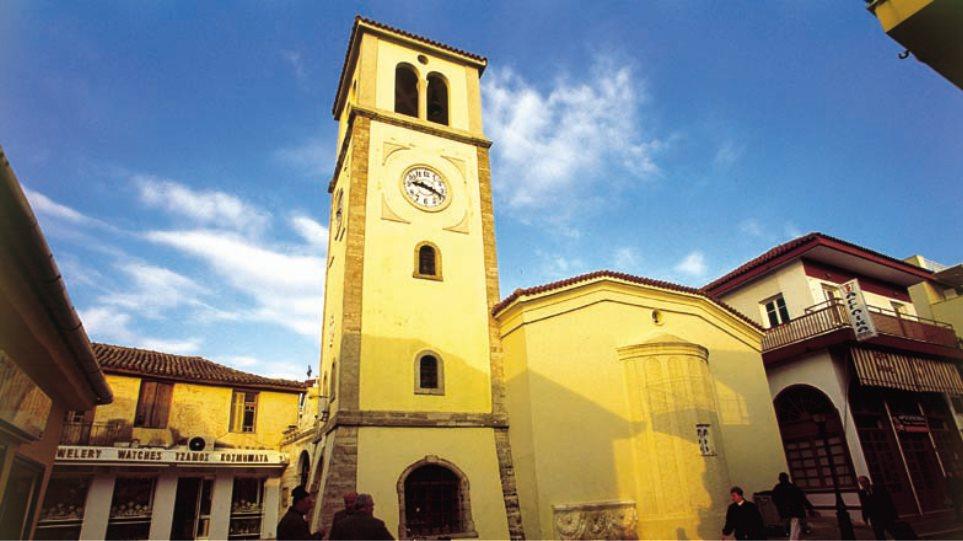 Πρέβεζα: Θεία Λειτουργία στον Μητροπολιτικό Ναό για την απελευθέρωση της Πρέβεζας