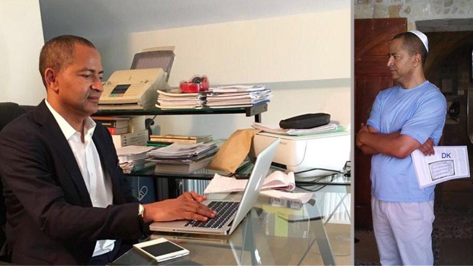 ραντεβού με τον άνθρωπο του Κονγκό online ή offline χρονολογικά