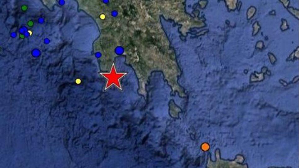 Σε επιφυλακή οι σεισμολόγοι για τα 5 Ρίχτερ κοντά στην Καλαμάτα
