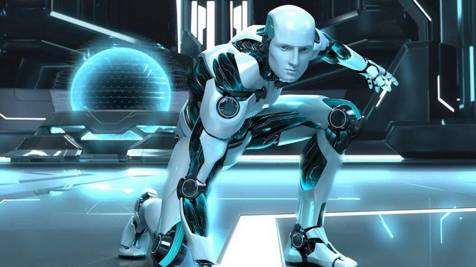 σέξι ρομπότ πορνό