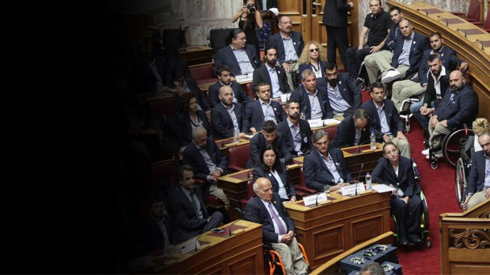Πρόεδρος Παραολυμπιονικών κατά Τσίπρα: Μας έχετε ισοπεδώσει