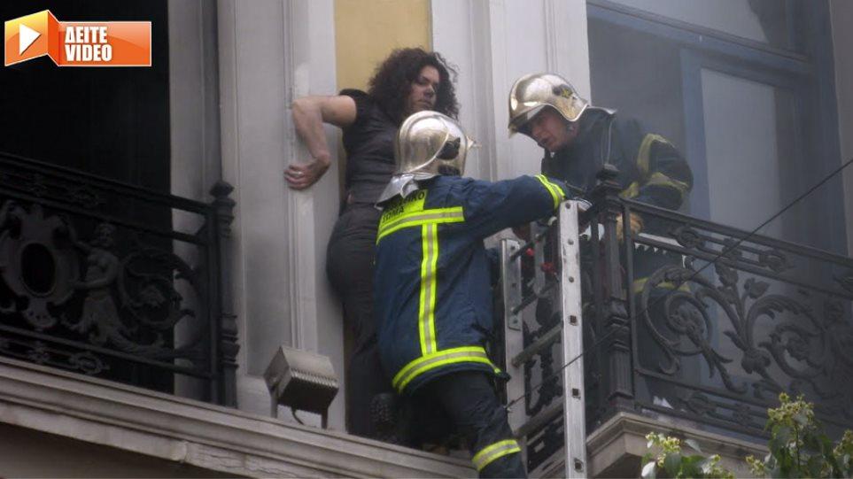 Πυροσβέστης σε δίκη Marfin: Μας έλεγαν φύγετε από δω, θα σας κάψουμε κι εσάς...