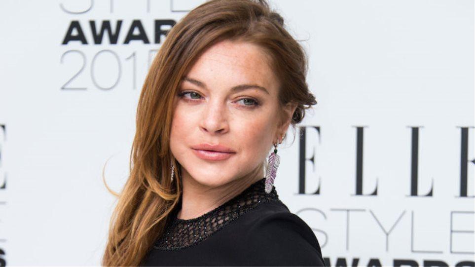 Lindsay Lohan: «Θα συμβούλευα τους Έλληνες να δείχνουν μεγαλύτερο ενδιαφέρον για τους πρόσφυγες»