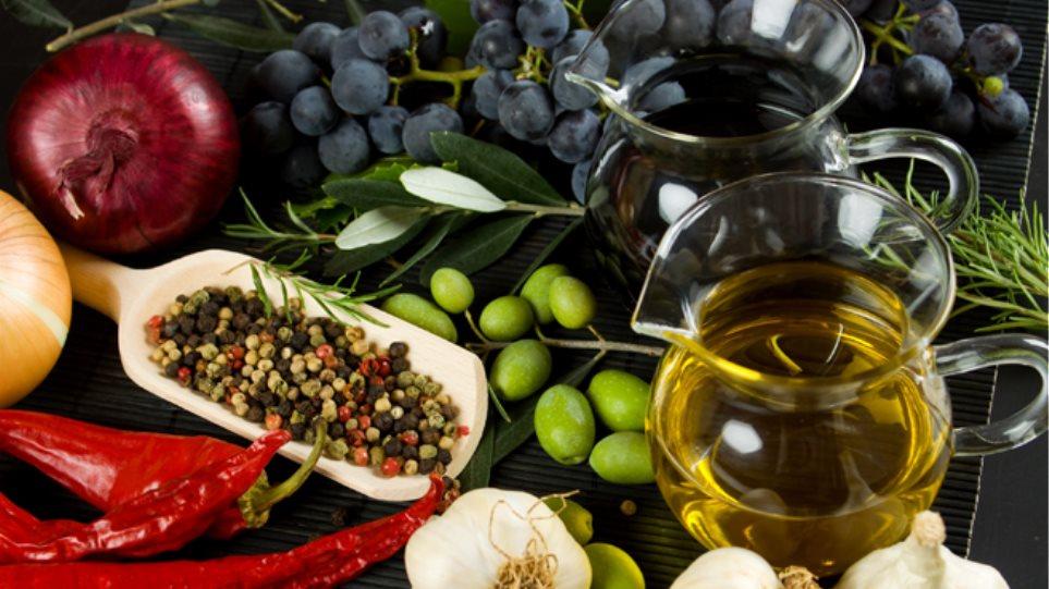 Φάρμακο» για την υγεία η παραδοσιακή κρητική διατροφή του 1960!