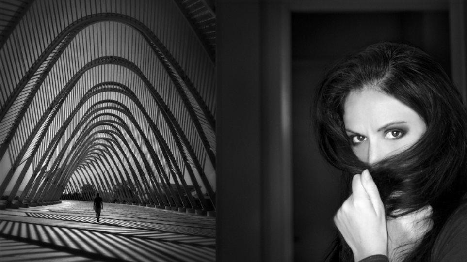 Μια χρυσή Ελληνίδα φωτογράφος