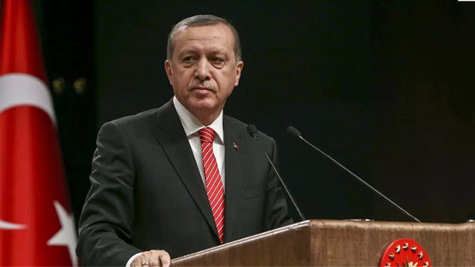 Ερντογάν: Αμφισβητεί εκ νέου τη Λωζάνη και ονειρεύεται Οθωμανική Αυτοκρατορία!