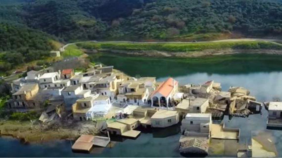 Το χωριό της Κρήτης που... δεν θέλει να βουλιάξει