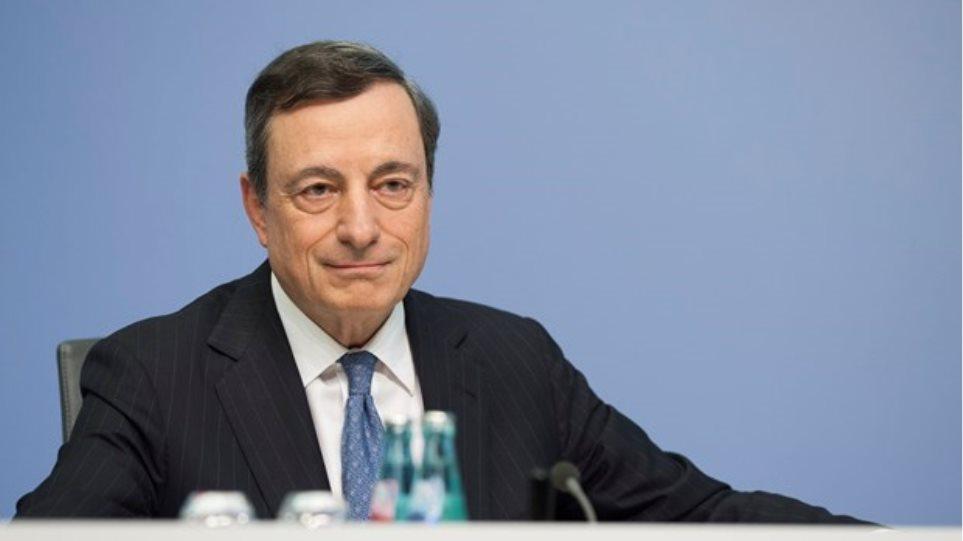 Die Welt: Χωρίς τον Ντράγκι το ευρώ θα ήταν παρελθόν