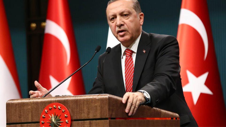 Ερντογάν: «Η ΕΕ μας υποσχέθηκε 3 δισ. ευρώ, αλλά ακόμη να έρθουν»