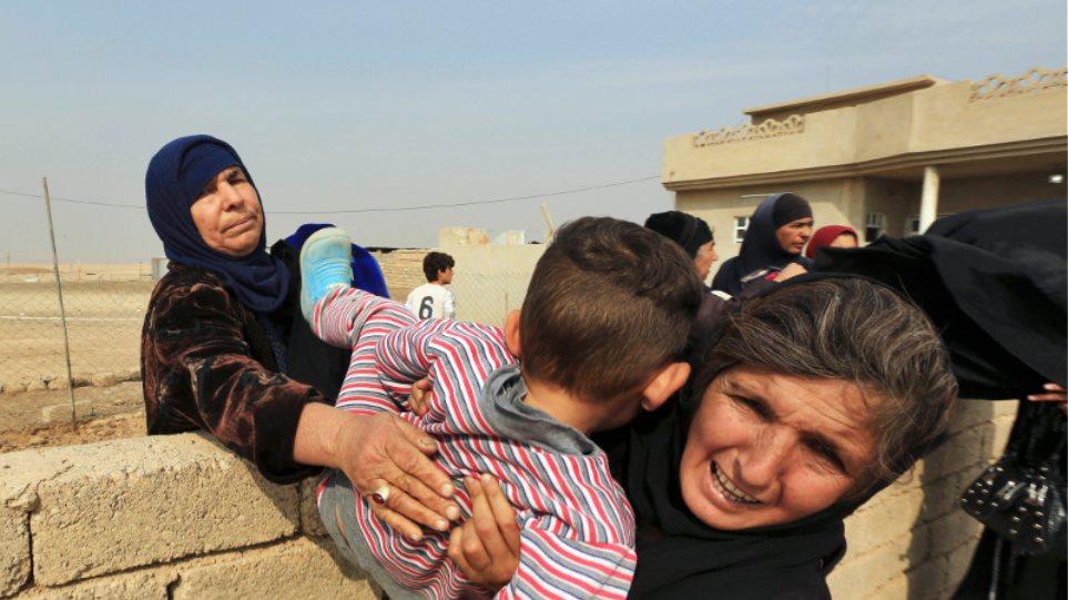 Μοσούλη: Οι ανθρωπιστικές οργανώσεις προετοιμάζονται για τη μαζική φυγή των κατοίκων