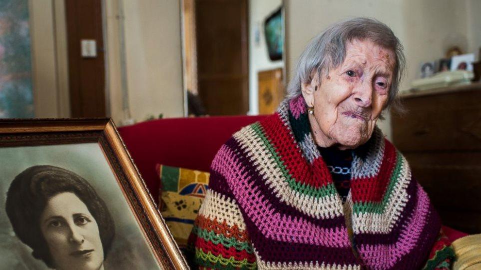 Αυτή είναι η μόνη γυναίκα που γεννήθηκε πριν το 1900 και ζει ακόμη