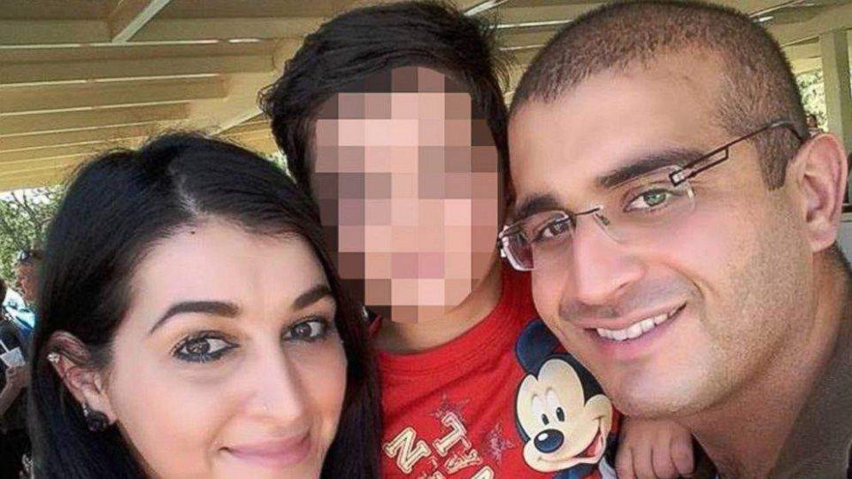 Σύζυγος του μακελάρη του Ορλάντο: «Δεν ήξερα τίποτα, είμαι κι εγώ μητέρα...»