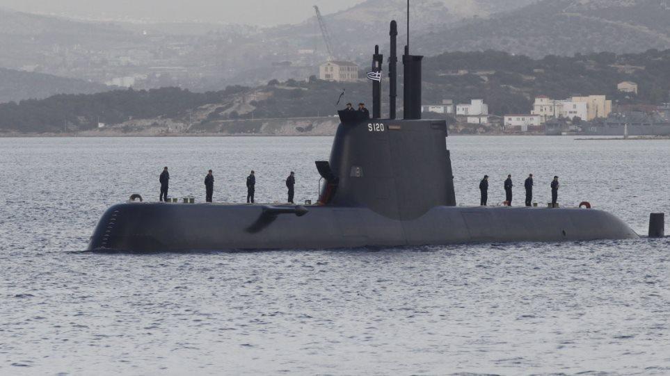 Συνεχίζουν τις προκλήσεις οι Τούρκοι - Ελληνικό υποβρύχιο και πυραυλάκατος στο Καστελόριζο