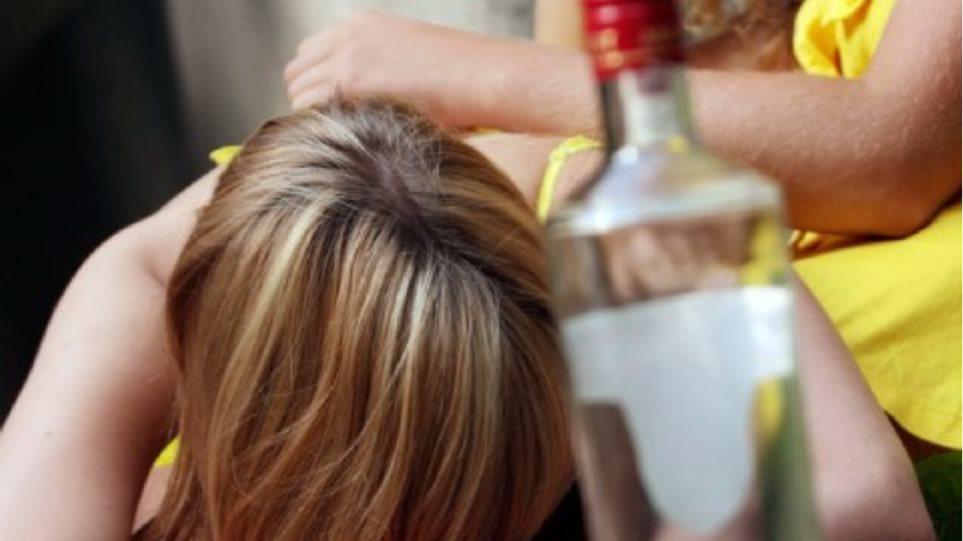 Λάρισα: 15χρονη μαθήτρια χτύπησε μετά από κατανάλωση αλκοόλ