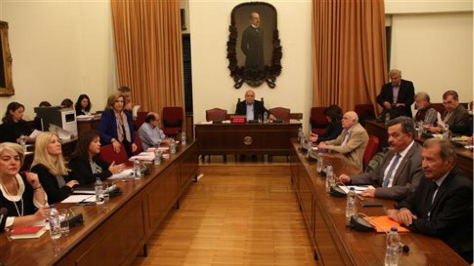 Τη Δευτέρα η Διάσκεψη των Προέδρων της Βουλής για το ΕΣΡ