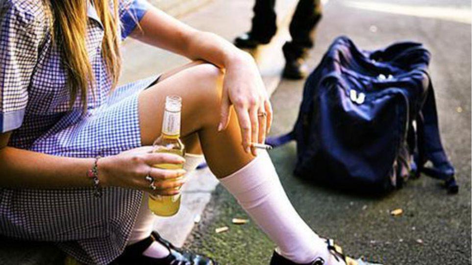 Από 12 χρονών στο αλκοόλ τα Ελληνόπουλα, λιποθυμούν στα κλαμπ
