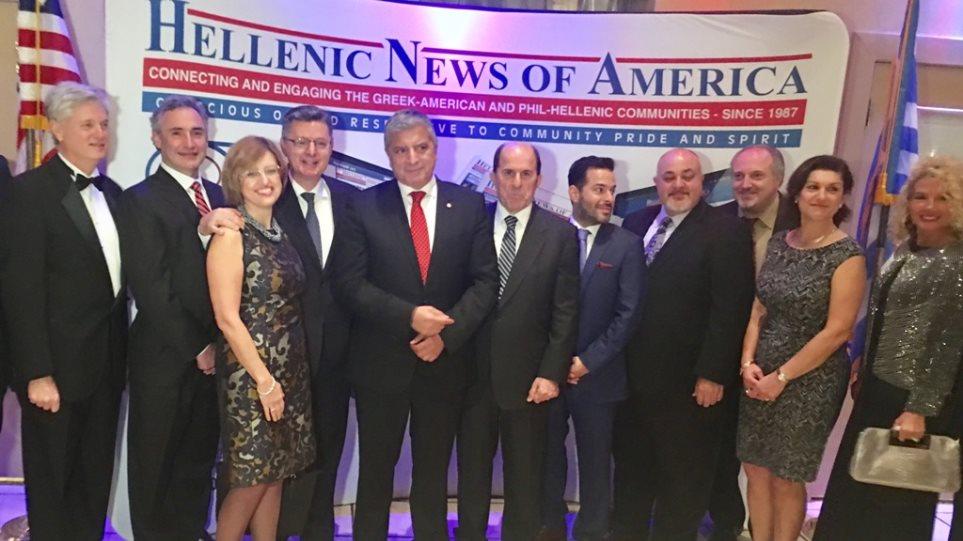Συναντήσεις του προέδρου της ΚΕΔΕ με πολιτικούς και οικονομικούς παράγοντες στις ΗΠΑ