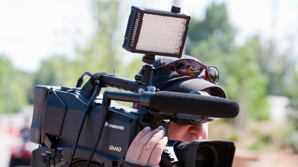 Μεσσηνία: «Ξάφρισε» τηλεοπτικό συνεργείο ενώ έκανε γύρισμα
