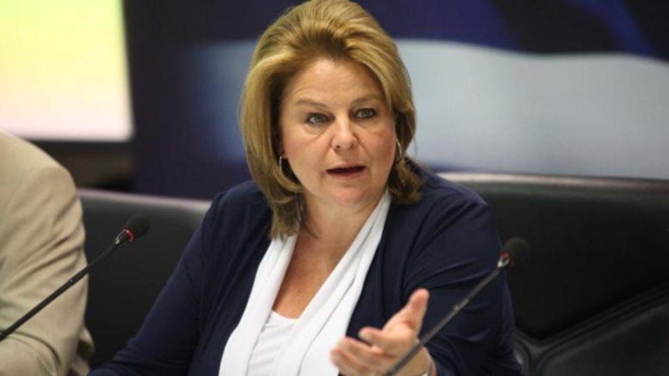 Κατσέλη: Ισχυρές και φερέγγυες οι ελληνικές τράπεζες