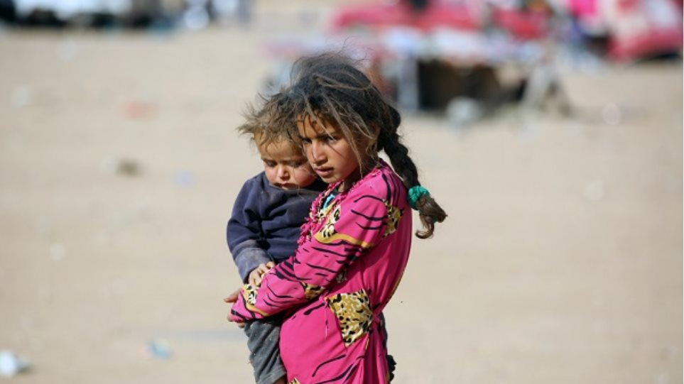Unicef: Πάνω από 20.000 πολίτες έχουν μετακινηθεί από τη Μοσούλη - Σχεδόν 10.000 παιδιά