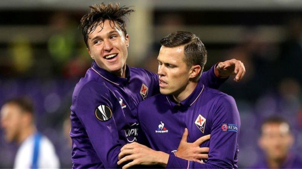 Europa League: Φιορεντίνα με... φινέτσα!
