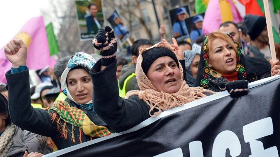 Γαλλία: Ένταση με Κούρδους διαδηλωτές στη Μασσαλία