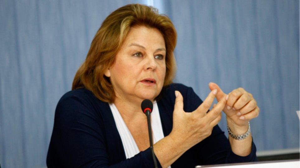 Η Λούκα Κατσέλη παραιτήθηκε από πρόεδρος στην Εθνική Τράπεζα