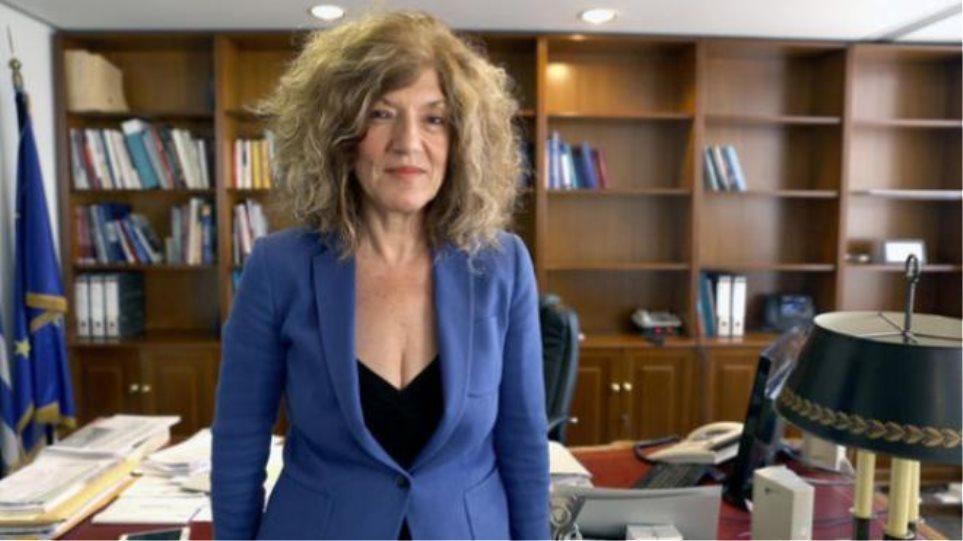 Σία Αναγνωστοπούλου: Δυσαρεστημένη για την επιλογή Γαβρόγλου