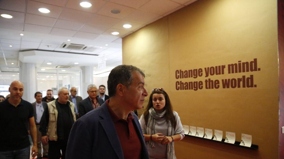 Ανασχηματισμός: Ποιους προτείνει για… υπουργούς ο Σταύρος Θεοδωράκης