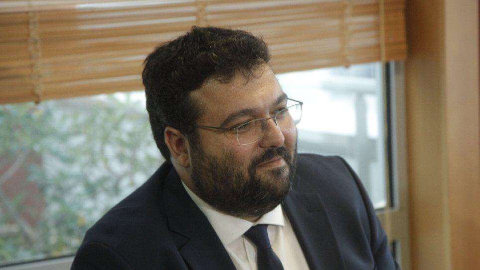 Ο Γιώργος Βασιλειάδης είναι το νέο... αφεντικό στον Αθλητισμό