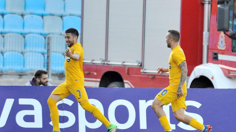 ΠΑΣ Γιάννινα - Αστέρας Τρίπολης 1-2: Έκαναν του... κεφαλιού τους!