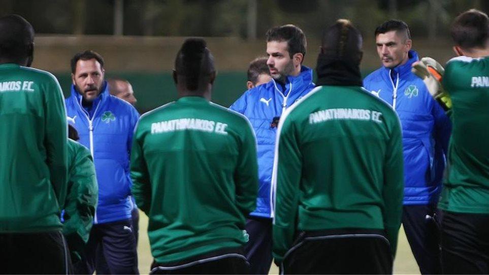 Στραματσόνι: «Έχουμε μια μεγάλη μάχη – Είναι το παιχνίδι της χρονιάς»