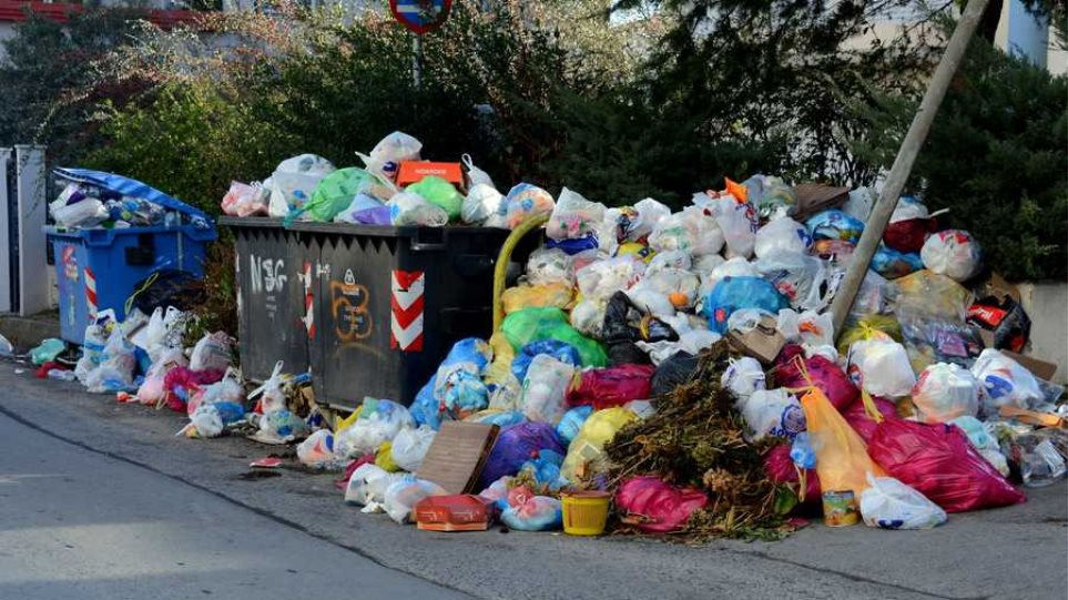 Ζάκυνθος: Δραματική η κατάσταση με τα σκουπίδια σε ολόκληρο το νησί