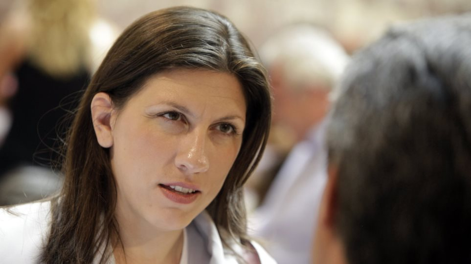 Κωνσταντοπούλου: Μιλάμε για ανασχηματισμό εξάντλησης των εφεδρειών