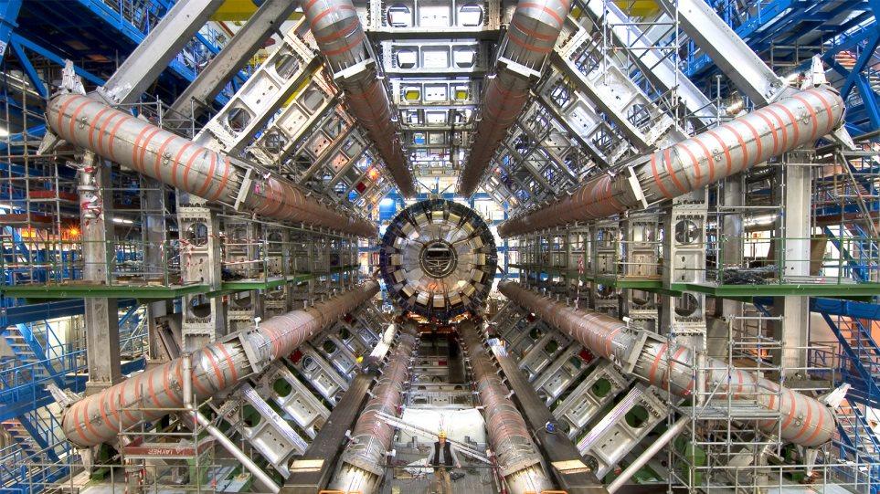 CERN: Πείραμα βελτίωσε την ακρίβεια της μέτρησης της μάζας του αντιπρωτονίου