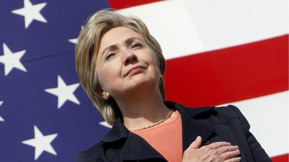 Δεν θα ασκήσει δίωξη κατά της Κλίντον το FBI για τα emails