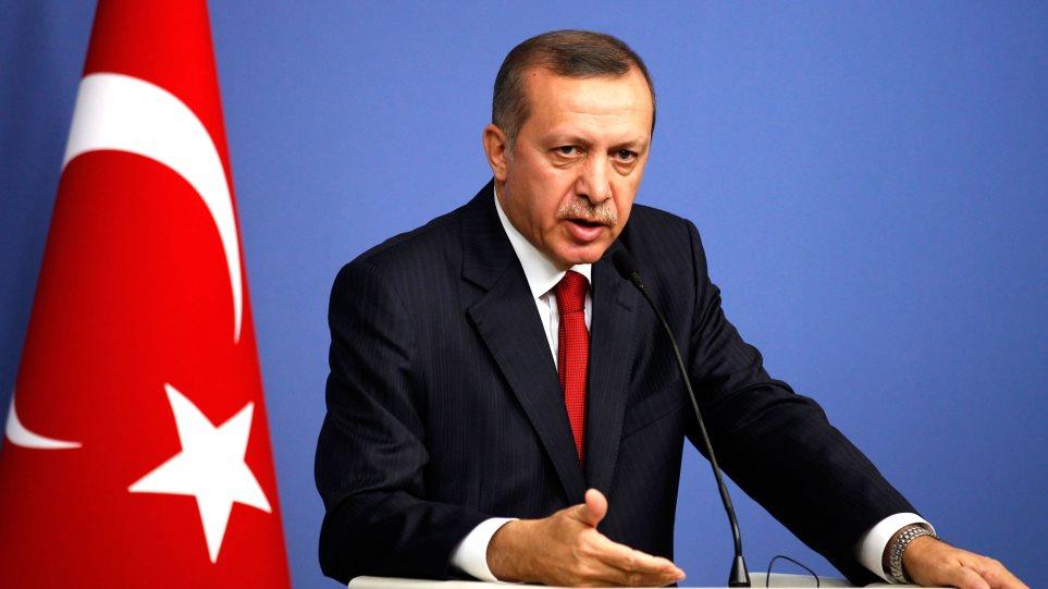 Ερντογάν: Η Ευρώπη υποθάλπει την τρομοκρατία