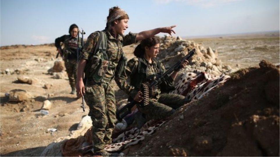 Συρία: Κούρδοι και Αμερικανοί ξεκινούν την επιχείρηση ανακατάληψης της Ράκα