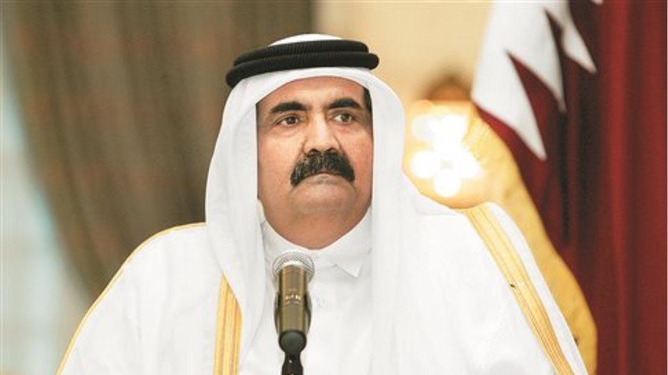 Έξαλλος ο εμίρης του Κατάρ: Ανέκδοτο οι επενδύσεις στην Ελλάδα