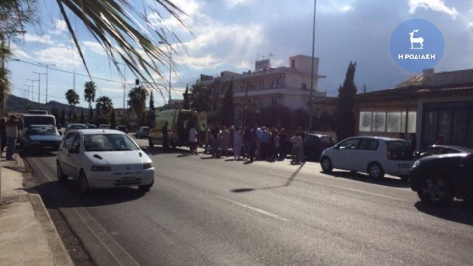 Θρήνος στη Ρόδο: Κατέληξε το 5χρονο παιδί που χτυπήθηκε από αυτοκίνητο