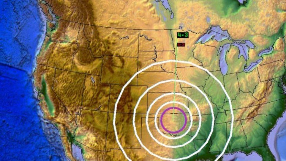 ΗΠΑ: Σεισμός 5 Ρίχτερ στην Οκλαχόμα